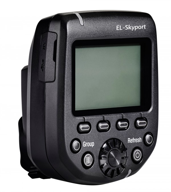 Радиосинхронизатор SkyPort  Transmitter Plus HS for Nikon Elinchrom