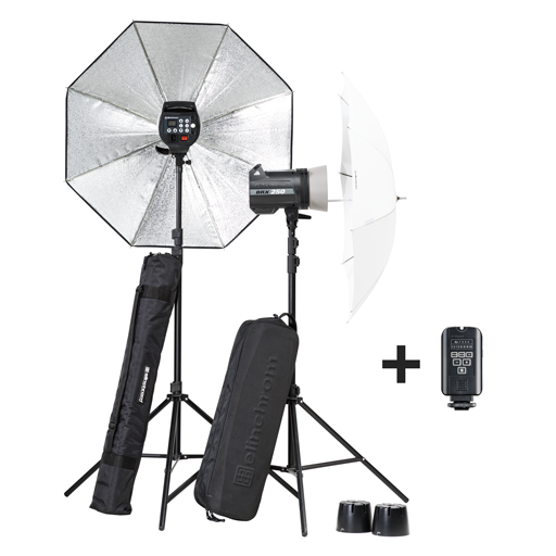 Комплект Elinchrom Umbrella  BRX 250/250