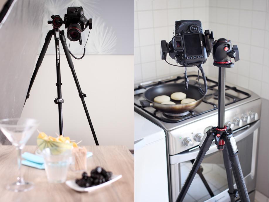 трюки фотографирования еды блога пожелали