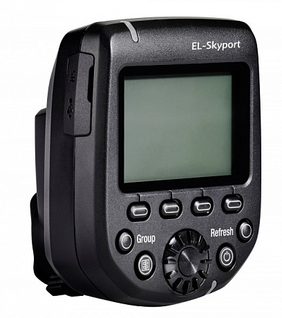 Радиосинхронизатор SkyPort  Transmitter Plus HS for Olympus® / Panasonic® Elinchrom