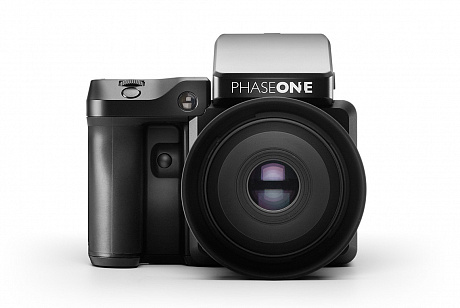 Phase One XF Camera Body, IQ3 50MP, Schneider LS Lens