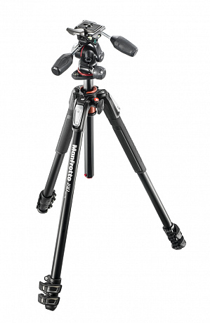 Manfrotto MK190XPRO3-3W штатив с головой MHXPRO-3W